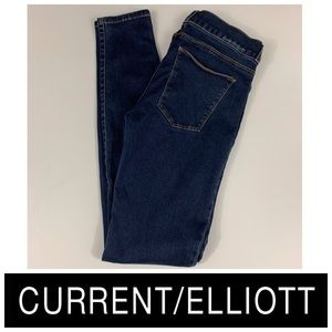 "Current/Elliott ""The Jean Legging"" Jeans"